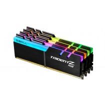 DDR4 128GB (4x32GB), DDR4 3600, CL18, DIMM 288-pin, G.Skill Trident Z RGB F4-3600C18Q-128GTZR, 36mj