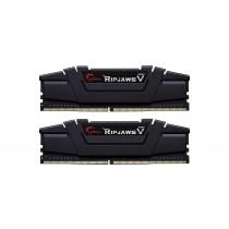 DDR4 16GB (2x8GB), DDR4 4000, CL17, DIMM 288-pin, G.Skill RipjawsV F4-4000C17D-16GVKB, 36mj