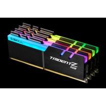 DDR4 32GB (4x8GB), DDR4 4000, CL18, DIMM 288-pin, G.Skill Trident Z RGB F4-4000C18Q-32GTZR, 0mj