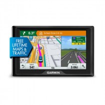 GPS Garmin Drive 50 LMT Europa, 5.0'', Lifetime Map, Traffic (010-01532-11)
