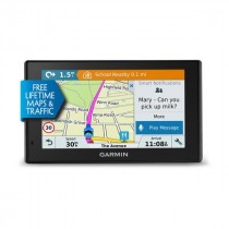 GPS Garmin DriveSmart 50 LMT-D Europa, 5.0'', Lifetime Map, Traffic (010-01539-10)