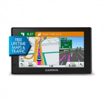 GPS Garmin DriveSmart 50 LMT Europa, 5.0'', Lifetime Map, Traffic (010-01539-11)