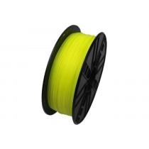 HIPS Filament Gembird, Žuta, 1kg, 1.75mm, 3DP-HIPS1.75-01-Y