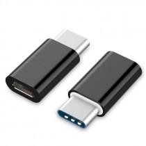 USB kabel adapter USB2.0 micro (F) na USB2.0 Type C (M) (A-USB2-CMmF-01)