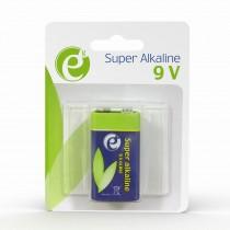 Baterije Energenie Alkaline 9V 6LR61, 6F22, (EG-BA-6LR61-01)