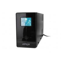 UPS Gembird 650VA, Energenie, Basic, 650, 390W, Line Interactive, crna, 24mj, (EG-UPS-031)