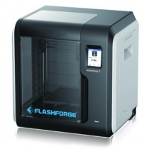 Pisač 3D FlashForge, Adventurer 3, (w)15cm x (d)15cm x (h)15cm, 1x glava, USB, WL, 12mj, FF-3DP-1NA3-01