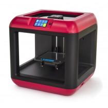 Pisač 3D FlashForge, Finder 2.0, (w)14cm x (d)14cm x (h)14cm, 1x glava, USB, WL, 12mj, FF-3DP-1NF-02