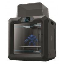 Pisač 3D FlashForge, Guider II, (w)25cm x (d)28cm x (h)30cm, 1x glava, USB, WL, 12mj, FF-3DP-1NG2-01