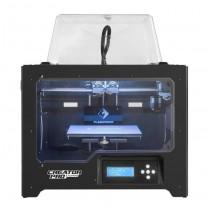 Pisač 3D FlashForge, Creator PRO, (w)14.8cm x (d)22.7cm x (h)15cm, 2x glava, USB, WL, 12mj, FF-3DP-2NCP-01