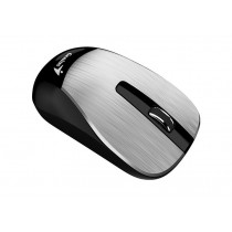 Miš Genius ECO-8015, Optički, USB wireless, tamno siva, 24mj, (31030005402) Genius optical wireless mouse ECO-8015, Silver (31030005401)