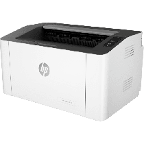 HP Laser 107a, bijela, print, laser, A4, USB, 12mj, (4ZB77A)