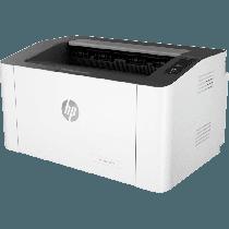 HP Laser 107w, bijela, print, laser, A4, USB, WL, 12mj, (4ZB78A)