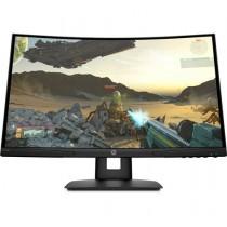 """Monitor HP 23.6"""", X24c, 1920x1080, 144Hz, zakrivljen, crna, 12mj, (9FM22AA)"""