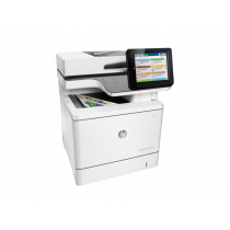HP Color LaserJet Enterprise MFP M577f MFP, bijela, print, scan, copy, fax, ADF, duplex, laser, color, A4, USB, LAN, 12mj, (B5L47A)