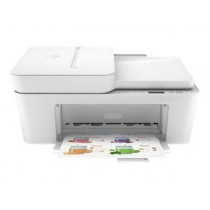 HP Deskjet Plus 4120 All-in-One, print, scan, copy, ADF, tintni, color, A4, WL, 2-bojni, crna, 12mj, (3XV14B)