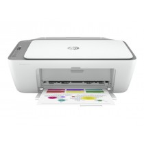 HP Deskjet 2720 All-in-One, print, scan, copy, tintni, color, A4, WL, 2-bojni, crna, 12mj, (3XV18B)