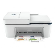 HP Deskjet Plus 4130 All-in-One, print, scan, copy, ADF, tintni, color, A4, WL, 2-bojni, crna, 12mj, (7FS77B)