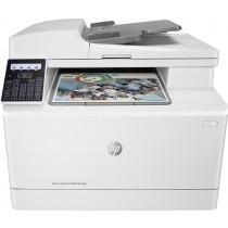 HP Color LaserJet Pro MFP M183fw, print, scan, copy, fax, ADF, laser, color, A4, USB, LAN, WL, 4-bojni, bijela, 12mj, (7KW56A)
