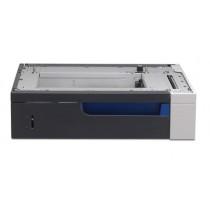 HP Color LaserJet 500-sheet Paper Tray, crna, A4, (CE860A)