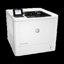 HP LaserJet Enterprise M608n, K0Q17A, bijela, c/b 61str/min, print, laser, A4, USB, LAN, 12mj