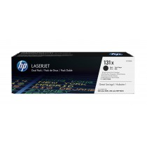 Toner HP 131X Black, 2 pack, CF210XD