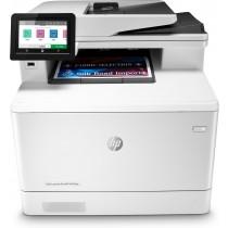 HP Color LaserJet Pro MFP M479fdn, print, scan, copy, fax, ADF-D, duplex, laser, color, A4, USB, LAN, 4-bojni, bijela, 12mj, (W1A79A)