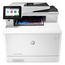 HP Color LaserJet Pro MFP M479fdw, print, scan, copy, fax, ADF-D, duplex, laser, color, A4, USB, LAN, WL, 4-bojni, bijela, 12mj, (W1A80A)