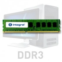 DDR3 4GB (1x4GB), DDR3L 1333, CL9, DIMM 240-pin, ECC, Integral IN3T4GEZBIXLV, 36mj