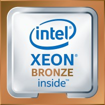CPU Intel Xeon Bronze 3106 (1.7GHz do 1.7GHz, 11MB, C/T: 8/8, LGA 3647, 85W), 36mj, BX806733106