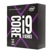 CPU Intel Core i9 7940X (3.1GHz do 4.3GHz, 19.25MB, C/T: 14/28, LGA 2066, 165W), 36mj