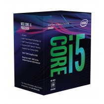 CPU Intel Core i5 8500 (3GHz do 4.1GHz, 9MB, C/T: 6/6, LGA 1151v2, cooler, 65W, UHD Graphic 630), 36mj