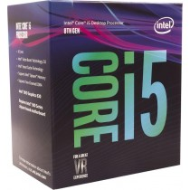 CPU Intel Core i5 8600K (3.6GHz do 4.3GHz, 9MB, C/T: 6/6, LGA 1151v2, 95W, UHD Graphic 630), 36mj