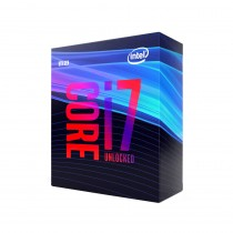 CPU Intel Core i7 9700K (3.6GHz do 4.9GHz, 12MB, C/T: 8/8, LGA 1151v2, 95W, UHD Graphic 630), 36mj