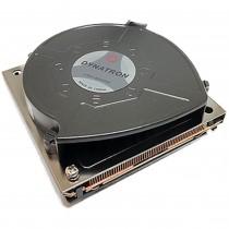 CPU cooler InterTech B-9 CPU Cooler with Vapor Chamber Base, Vapor Chamber, 1x fan 90mm, LGA3647, 12mj, crna, (88885431)