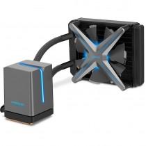 CPU cooler InterTech ALSEYE X120, Water, 1x fan 120mm, 24mj, (88885493)