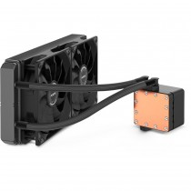 CPU cooler InterTech ALSEYE MAX 240, Water, 2x fan 120mm, 24mj, (88885506)