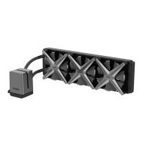 CPU cooler InterTech ALSEYE MAX 360, Water, 3x fan 120mm, 24mj, (88885515)