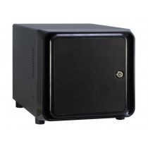 "Kućište Intertech SC-4100, crna, mini ITX, 4x 3.5"" HS, 12mj (88887112)"