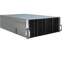 "Kućište Intertech 4U 4424, srebrna, SSI EEB, Rack 4U, 24x 3.5"" HS, 12mj (88887122)"