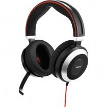 Slušalice Jabra Evolve 80 MS, USB, microphone, crna, 12mj, (7899-823-109)