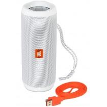 Zvučnici JBL Flip 4, Bluetooth, 16W RMS, bijela, 12mj, (JBLFLIP4WHT)