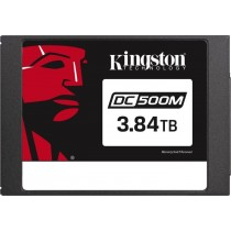 "SSD Kingston 3.84TB crna, DC500M, SEDC500M/3840G, 2.5"", SATA3, SED, 60mj"
