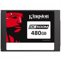 "SSD Kingston KINGSTON DC500M 480GB Enterprise SSD, 2.5"" 7mm, SATA 6 Gb/s, Read/Write: 555 / 520 MB/s, Random Read/Write IOPS 98K/58K (SEDC500M/480G)"