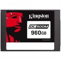 "SSD Kingston 960GB crna, DC500M, SEDC500M/960G, 2.5"", SATA3, SED, 60mj"