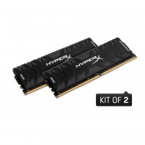 DDR4 16GB (2x8GB), DDR4 2400, CL12, DIMM 288-pin, Kingston HyperX Predator HX424C12PB3K2/16, 36mj