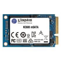 SSD Kingston 1TB, KC600, SKC600MS/1024G, mSATA, mSATA, SED, 36mj