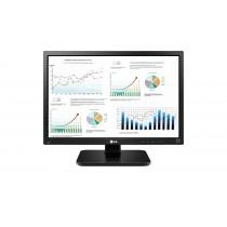 "Monitor LG 24"", 24BK55WY-B, 1920x1200, IPS, 5ms, 178/178o, VGA, HDMI, DVI-D, DP, Lift, Pivot, crna, 36mj"