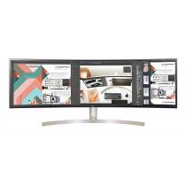 "Monitor LG 49"", 49WL95C-W, 5120x1440, zakrivljen, Lift, Zvučnici, bijela, 24mj"