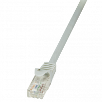 Patch kabel UTP 1.5m, Cat6, AWG24, Logilink CP2042U, bijela